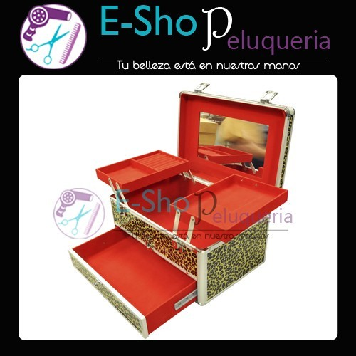 6d588e9ef Maletin Portamaquillaje Profesional Print 7754 / 7757 - E-Shop ...
