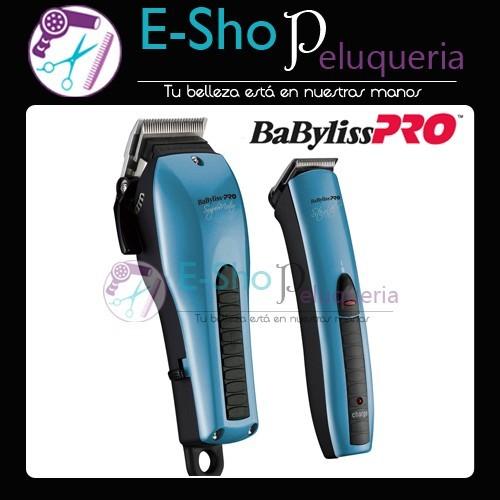 Maquina Corte Super Motor Babyliss Pro + Patillera Stealth - E-Shop ... 4d8cdfc63de1