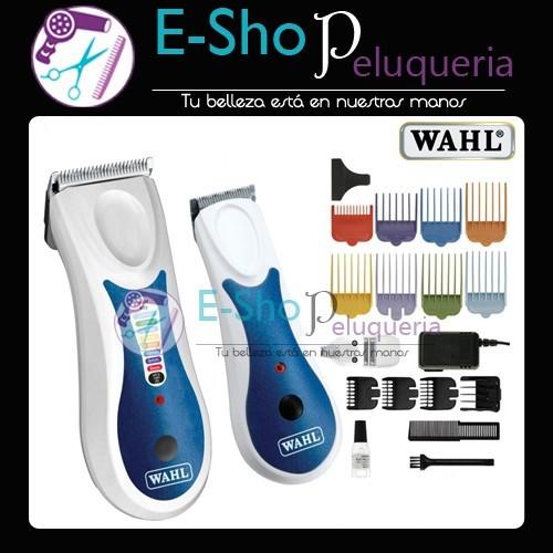 Pro Combo Wahl  Clipper Colour Pro + Trimmer Ergo Trim - E-Shop ... dce8370a7c2a