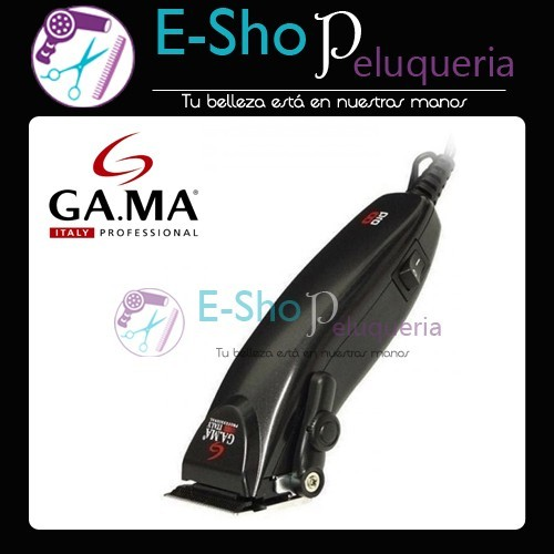 Máquina de Corte Profesional Gama Italy Salon Exclusive Pro 8 - E ... 5cbdeab1304a