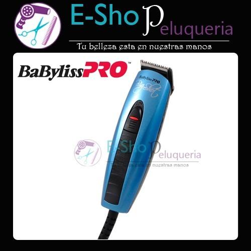 Mini Clipper Trimmer de Corte Babyliss Pro Big Shot - E-Shop Peluqueria 7aa55df13a11