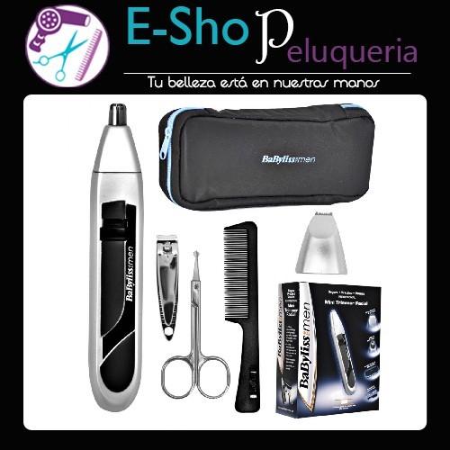 Mini Trimmer Facial For Men Babyliss Pro - E-Shop Peluqueria 0d141bd463a8