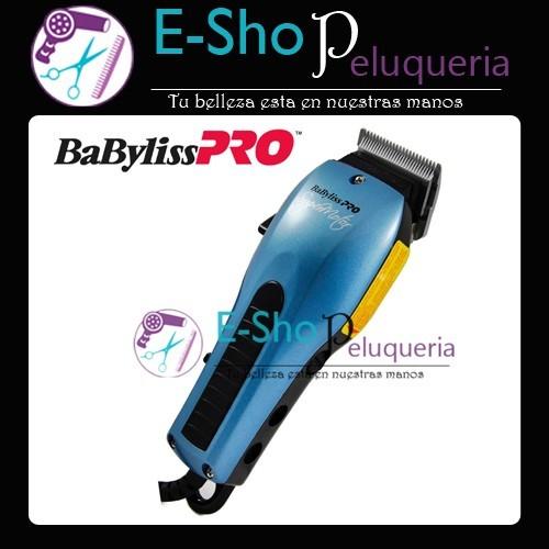 Clipper de Corte Super Motor de Babyliss Pro - E-Shop Peluqueria d782de7cc5ab
