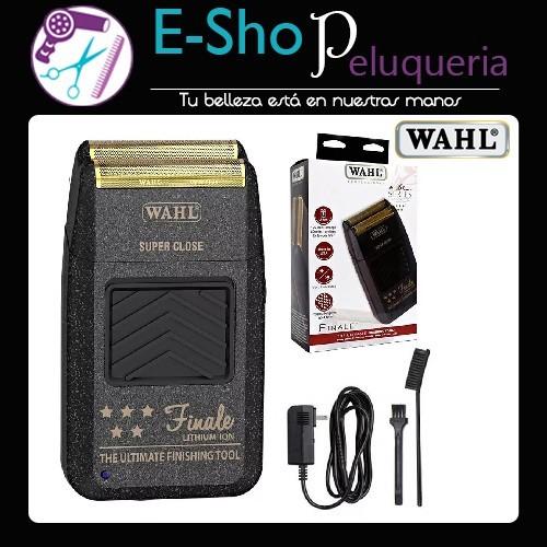 Máquina Afeitadora Profesional Wahl Finale Shaver - E-Shop Peluqueria d6b7588debde