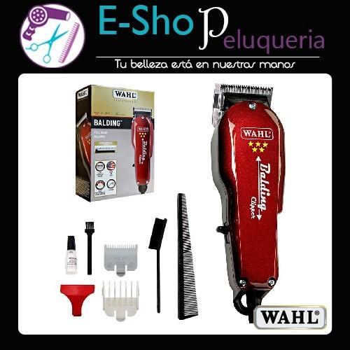 a66046d30 Máquina De Corte Profesional Wahl Balding 5 Star Series - E-Shop ...