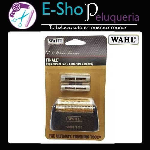 Repuesto Shaver Afeitadora Wahl Finale Peluquería Barbería - E-Shop ... 2cff24796853