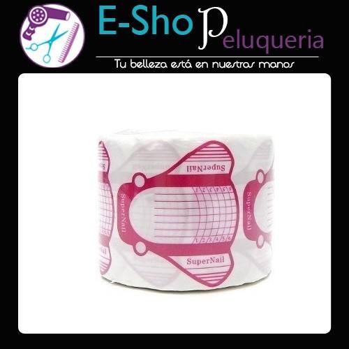 e52fc922b5c60 Rollo De 500 Moldes Summer Rosa Con Blanco Uñas Nail Art - E-Shop ...