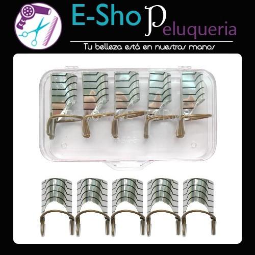c7facff35b1c7 5 Moldes Teflon Para Uñas Gelificadas Y Acrilicas - E-Shop Peluqueria