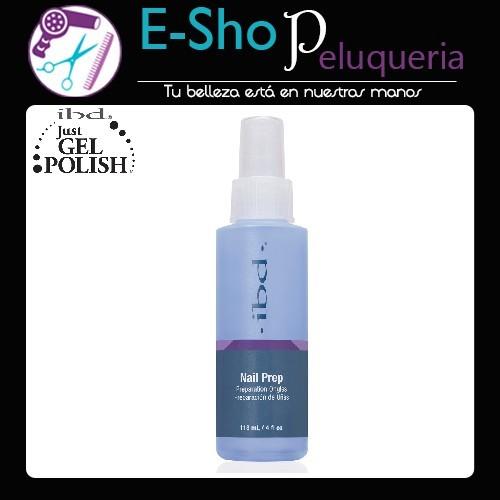 befc8a542afee Desinfectante y Preparador de Uñas Nail Prep IBD x 118ml - E-Shop ...