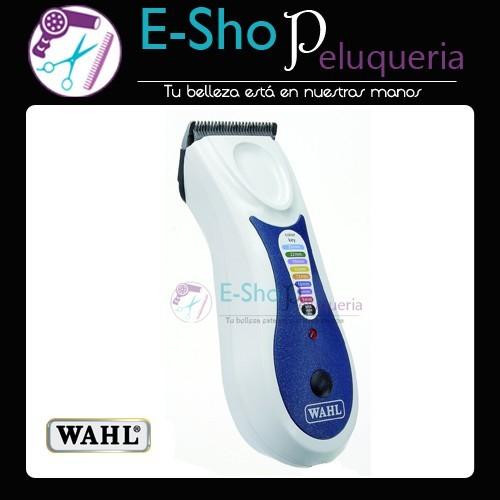 Cortadora De Pelo Wahl Colour Pro Recargable - E-Shop Peluqueria cbf6ee5c5829